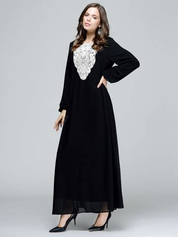 dress kaftan muslimah terbaru aneka warna menggugah