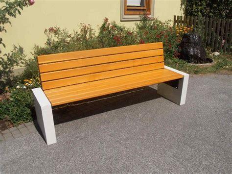 Gartenbank Eisen Holz by Gartenbank Metall Holz Bazdidplus