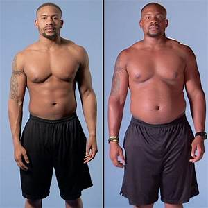 'Fit to Fat to Fit' Trainer Goes Shirtless After Weight ...
