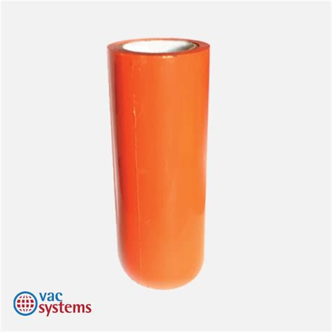 roll  orange     ft duct mask vac systems
