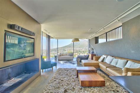 canapé bois flotté salon design en 70 idées supers d 39 aménagement et décoration
