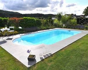 Hivernage Bassin Exterieur : piscine coque mojito 8 9 7m60 x 3m50 ou 9m20 x 3m70 ~ Premium-room.com Idées de Décoration
