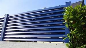 Kit Cloture Pas Cher : cloture alu tout savoir sur la cloture en aluminium ~ Dailycaller-alerts.com Idées de Décoration