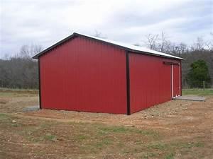 bk barns horse barn construction contractors in lascassas With 40x60x14 pole barn
