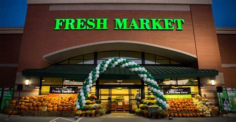 fresh market price investments  driving traffic