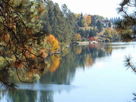 trekking   bs centenial trail  spokane valley wa