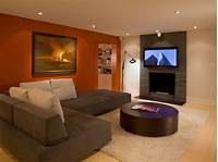 excellent family room accent wall Photos | HGTV