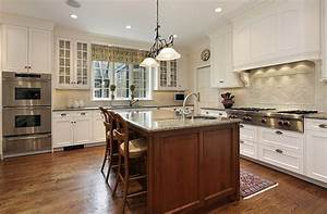 farmhouse kitchen cabinets door styles colors ideas With kitchen colors with white cabinets with metal rooster wall art
