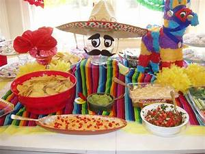 Mexican Cinco de Mayo Party Ideas | Photo 1 of 24 | Catch ...