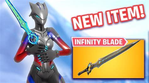 fortnite infinity blade gameplay  fortnite battle royale fortnite battle royale
