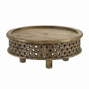 west elm carved wood coffee table by west elm 299 With west elm carved coffee table