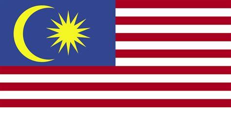 flag  malaysia  clipart