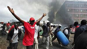 Kenya Presidential Election 2007 - Top 10 Contested ...