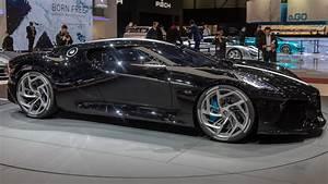 File:Bugatti La Voiture Noire, GIMS 2019, Le Grand ...  Bugatti