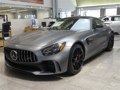 The base gt model has the lowest power output of the family but still comes well equipped. New 2019 Mercedes-Benz GT AMG® GT R COUPE in Roslyn #19-72898 | Rallye Motors
