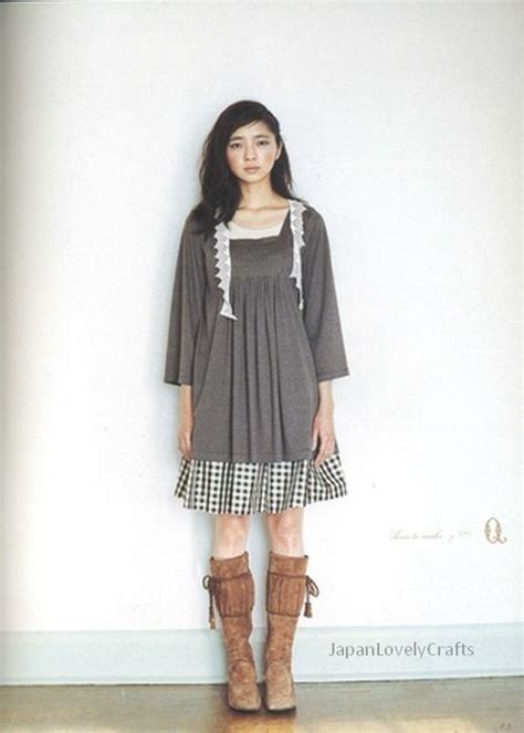 71 best images about Yoshiko Tsukiori on Pinterest | For women Japanese patterns and Coatdress