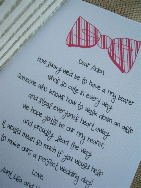 25 best ideas about ring bearer gifts asking bridesmaids ask bridesmaids and