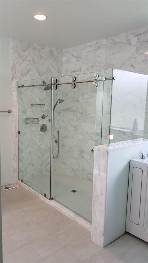 glass shower door company  sumner wa glassman
