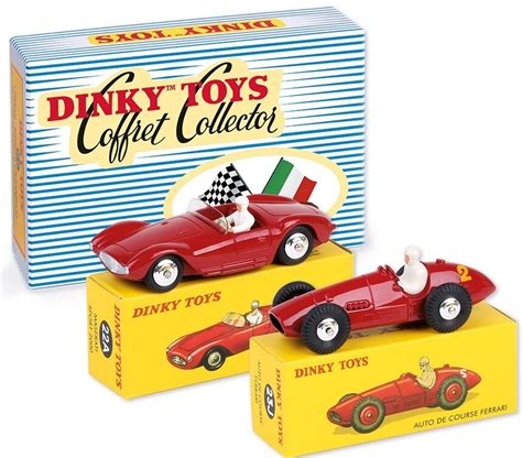 Watch all of the angles as sebastian vettel and charles leclerc make contact on the opening lap at the 2020 styrian grand prix.for more f1® videos. DISPONIBLE DINKY ATLAS COFFRET COLLECTOR FERRARI 23J MASERATI SPORT 2000 22A | eBay
