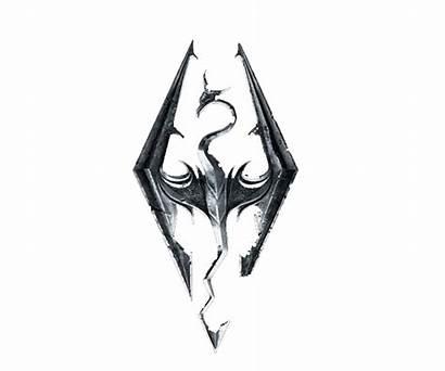 Skyrim Imperial Arrow Symbol Mod Deviantart Nexus