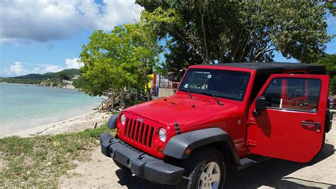 Rent A Jeep With Us!  The Blue Horizon Boutique Resort