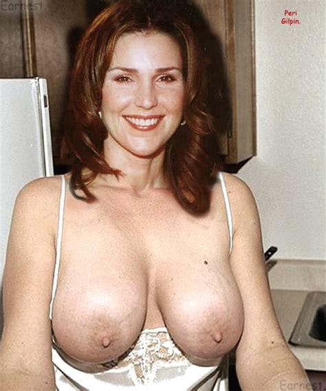 Toni Gilpin Nude