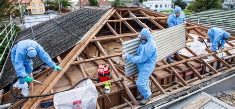building demolition asbestos disposal decontamination nz