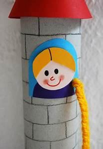 Thema Märchen Im Kindergarten Basteln : rapunzel basteln kinderspiele ~ Frokenaadalensverden.com Haus und Dekorationen
