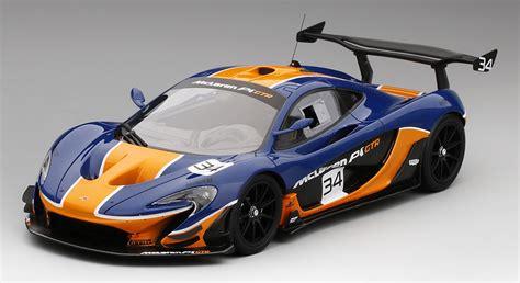 mclaren p1 gtr gulf colors blue orange shockmodel