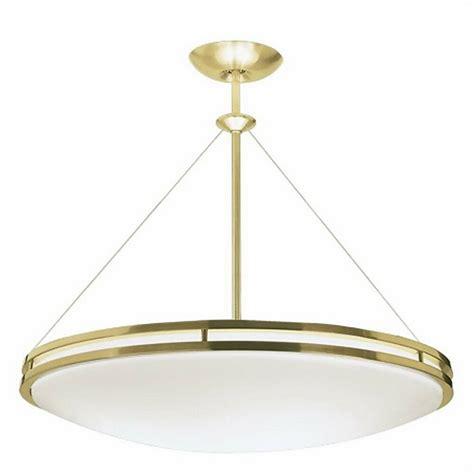 Flush Chandeliers by Polished Brass Commercial Semi Flush Chandelier Pendant Ebay