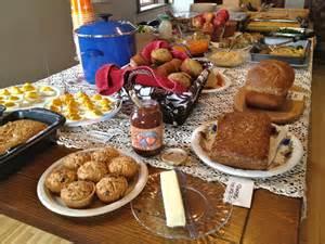 Work Breakfast Potluck Ideas