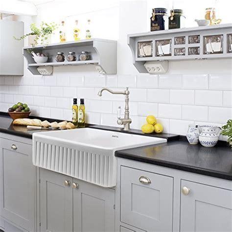 white undermount farmhouse sink 30 single bowl fireclay apron farmhouse kitchen sink