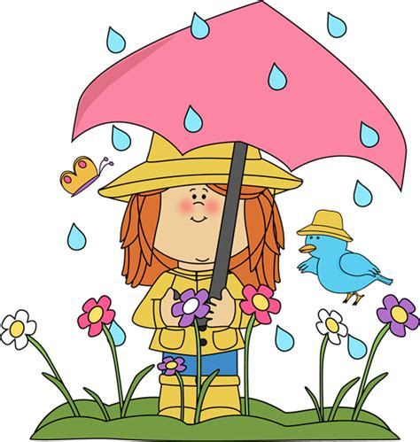 Image result for april showers clipart