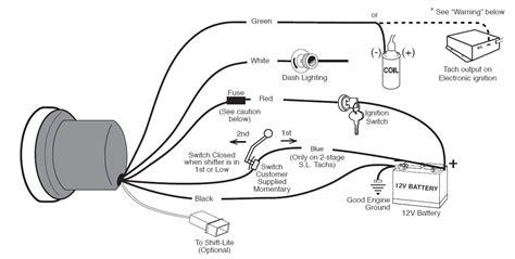 How Install Auto Meter Sport Comp Tachometer