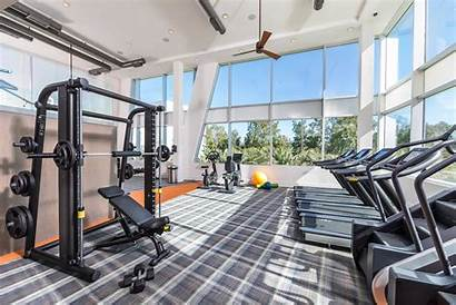 Fitness Amenity Residential Apartment Fairfield Round Hills