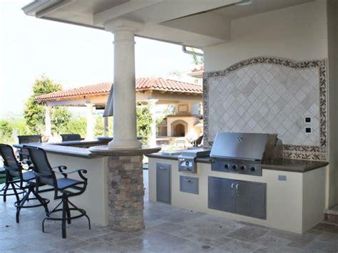 plan cuisine d été plan de travail extérieur pour une cuisine d 39 été pratique