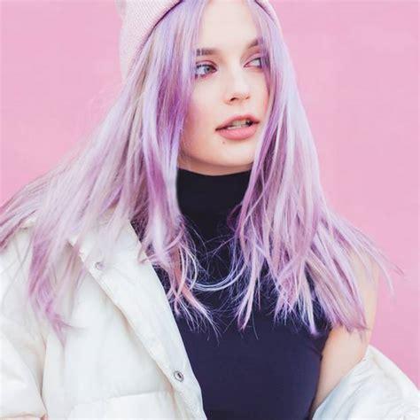 Bunte Haare – diese Farbtöne sind 2018 Trend! 🌈