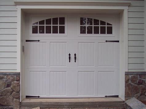 Garage Door Quieter by Gorgeous Carriage House Style Garage Doors Inspiration