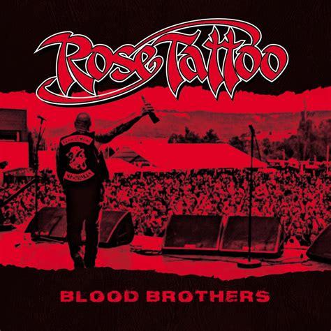 rose tattoo  issue blood brothers  bonus
