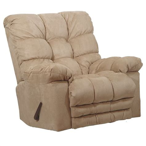 lazy boy recliner sale magnum chaise oversized rocker recliner chair in hazelnut
