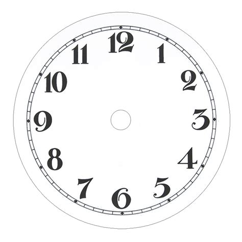 Uhr Mit Zahlen by Zifferblatt Aluminium F 252 R Uhren Wanduhren Arabische Zahlen