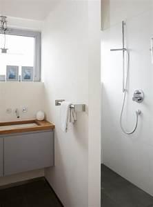 Douche Petit Espace : petit espace salle de bain avec douche italienne salle de bain pinterest salle de bain ~ Voncanada.com Idées de Décoration