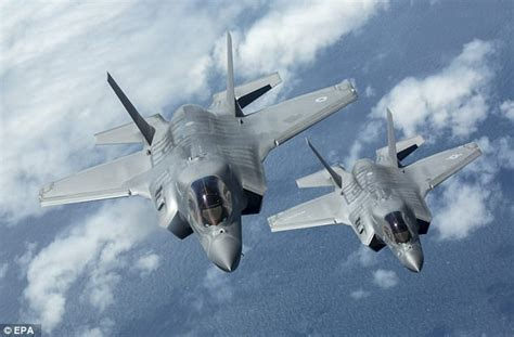 F-35 set for 2018 combat 'baptism of fire' mission   Daily ...
