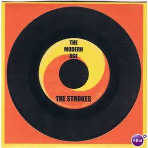the modern age the strokes stroke modern age records lps vinyl and cds musicstack