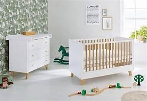 Babyzimmer 2 Teilig : pinolino babyzimmer set 2 tlg sparset pan breit online kaufen otto ~ Frokenaadalensverden.com Haus und Dekorationen