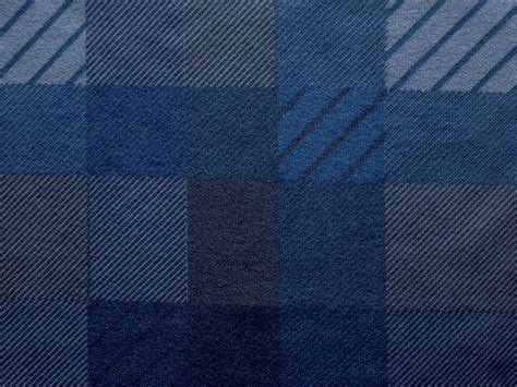 blue patterns plaid fabric texture photohdx