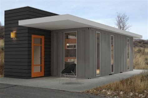 shipping container homes  dont skimp  style