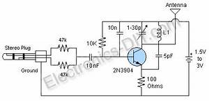 circuit zonecom electronic projects electronic With easy fm transmitter