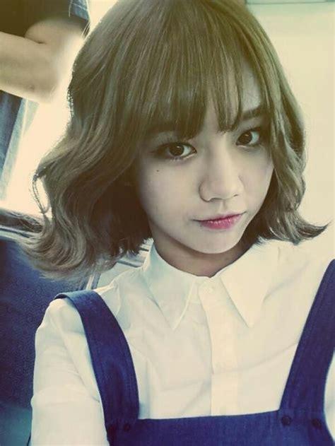 female kpop idolsshort hair  pop amino