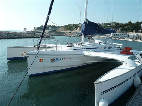 Used Sailboat For Sale by Dragonfly 35 Buy Used Sailboat Sailing Trimaran Buy